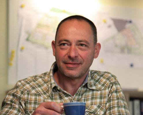 Meykopff Garten- Landschaftbau Geschäftsführer Mario Stein