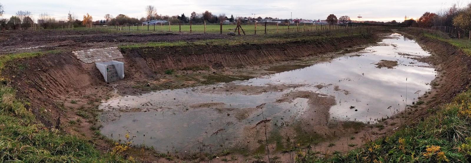Hervorragend Professionelle Regenwassernutzung – Meykopff Lübeck VB59
