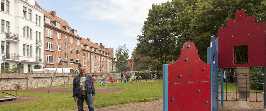 Spielplatzbau Lübeck von Meykopff Garten- und Landschaftsbau