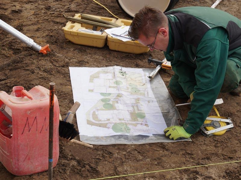 Meykopff Galabau Regenwassernutzung Rigolenersickerung Planüberprüfung