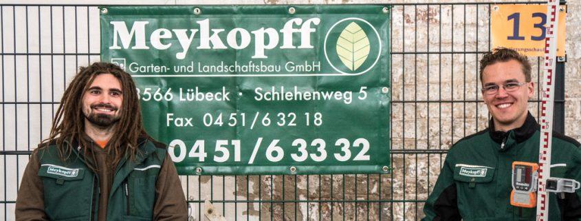 Meykopff Galabau Azubi Jobmesse Lübeck