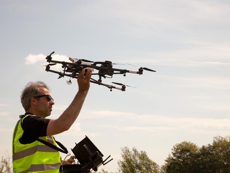 Meykopff Garten- und Landschaftsbau Drohnenflug Michael Mehle