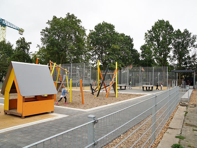 Meykopff GaLaBau Spielplatzbau Schmiedekoppel Spielplatz