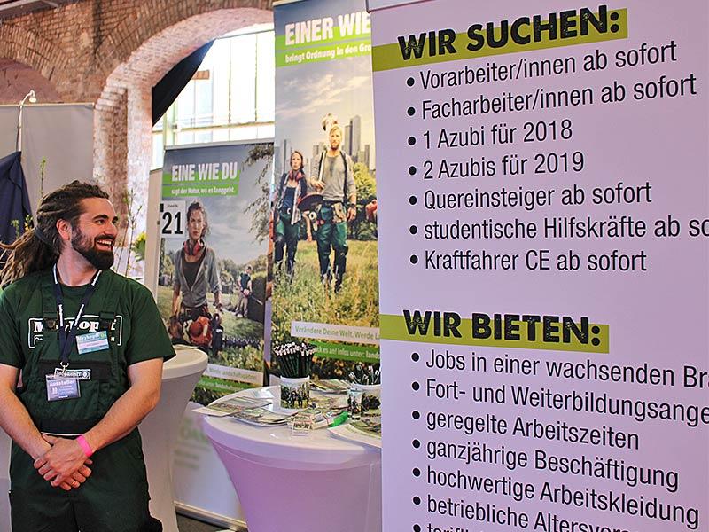 Meykopf Garten- und Landschaftsbau Lübeck Jobangebote