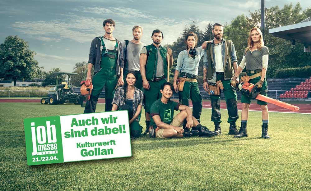 Meykopff Jobmesse Gollan Lübeck 2018