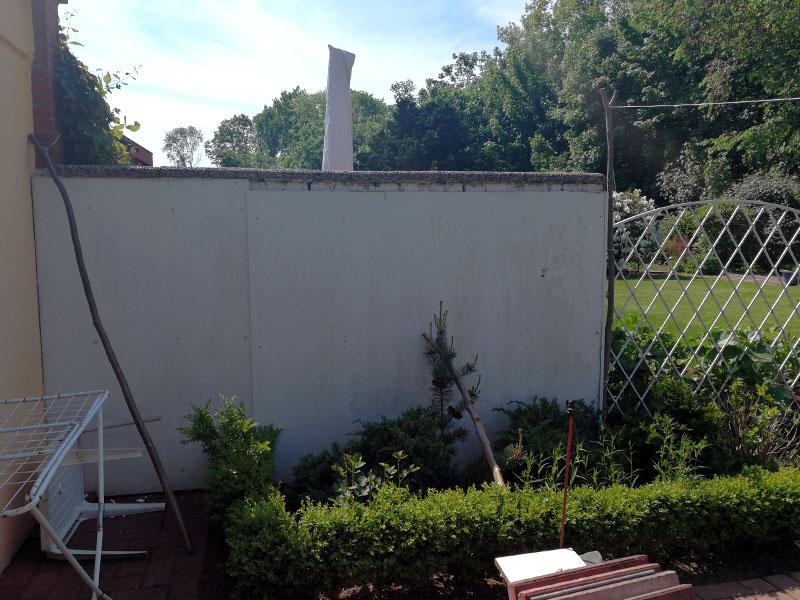 Gartenzaun Und Mauer Meykopff Lubeck