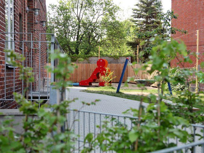 Meykopff Garten- und Landschaftsbau Lübeck Spielplatz Kita Storchennest