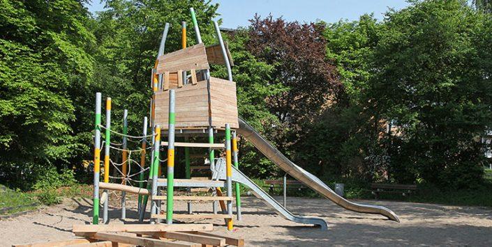 Meykopff Garten- und Landschaftsbau Lübeck Spielplatz Warnowweg