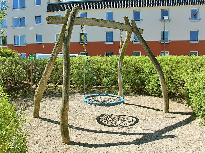 Spielplatzbau Mit Robinienholz Meykopff