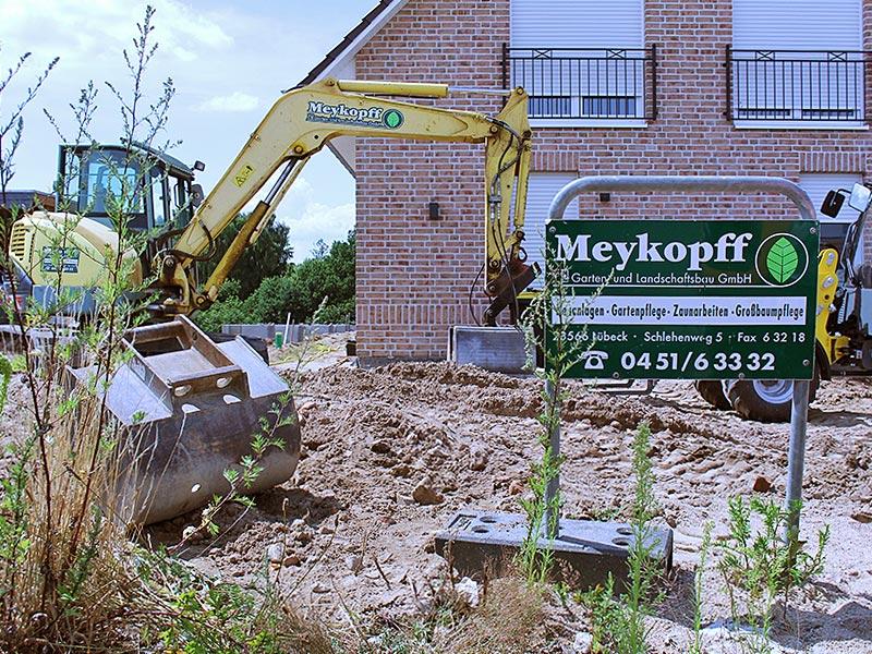 Meykopff Garten und Landschaftsbau, Lübeck