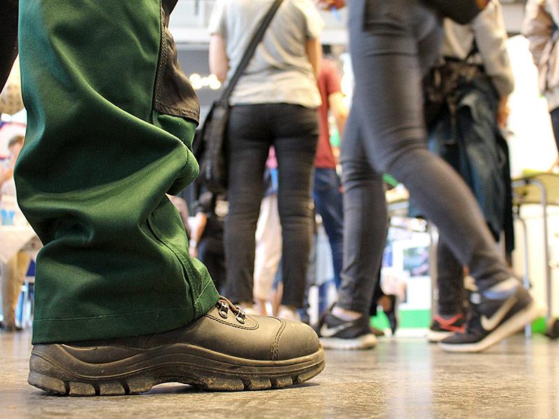 Meykopff GaLaBau auf der Parentum Jobmesse