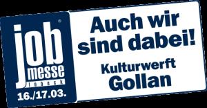 Jobmesse 2019 in der Kulturwerft Gollan, Lübeck