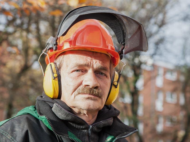 Meykopff Baumschnitt Baumpflege Lübeck Mitarbeiter