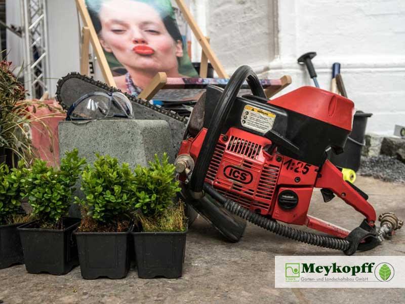 Meykopff Gartenbau Lübeck Gerätschaften