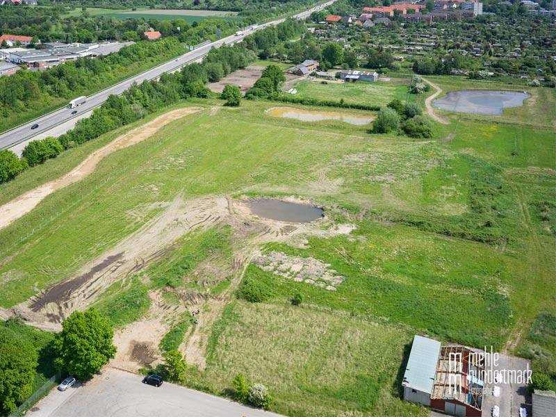 Meykopff Garten- und Landschaftsbau Drohnenflug Luftbild