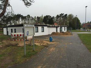 Meykopff Garten- und Landschaftsbau vor Beginn der Bauarbeiten