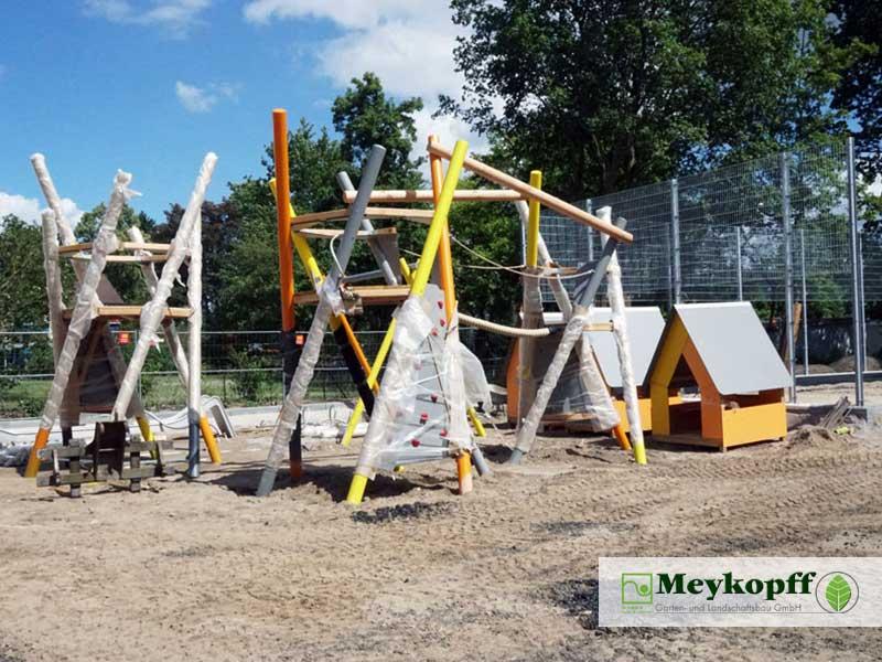 Meykopff GaLaBau Schmiedekoppel Spielplatzbau