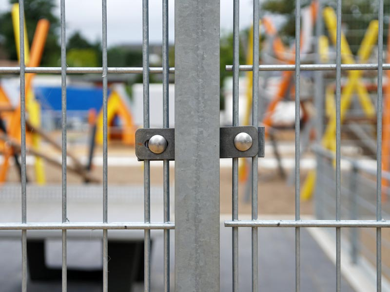 Meykopff GaLaBau Spielplatzbau Schmiedekoppel Zaunbau