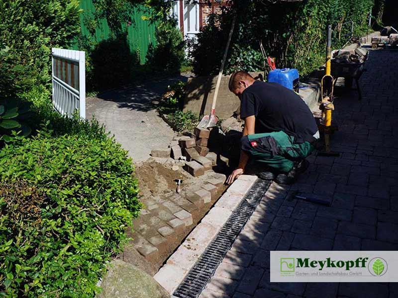 Meykopff GaLaBau Krummesse Pflasterarbeiten