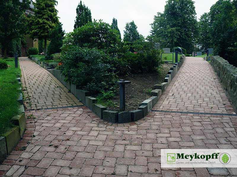 Meykopff GaLaBau Krummesse Pflasterarbeiten Wege