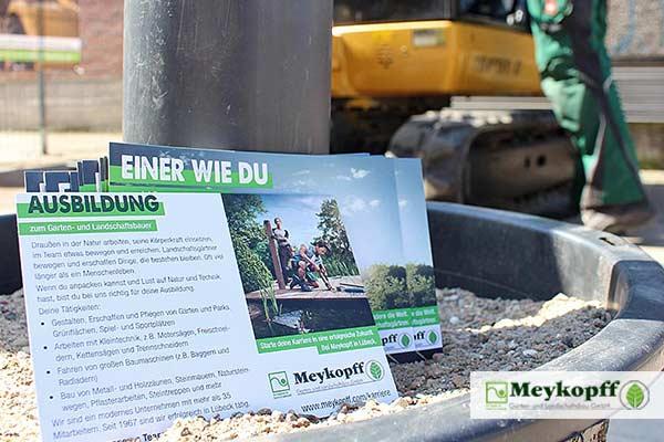 Infos zur Ausbildung bei Meykopff GalaBau