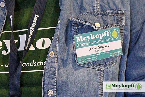 Meykopff GalaBau Lübeck - Anke Stauske
