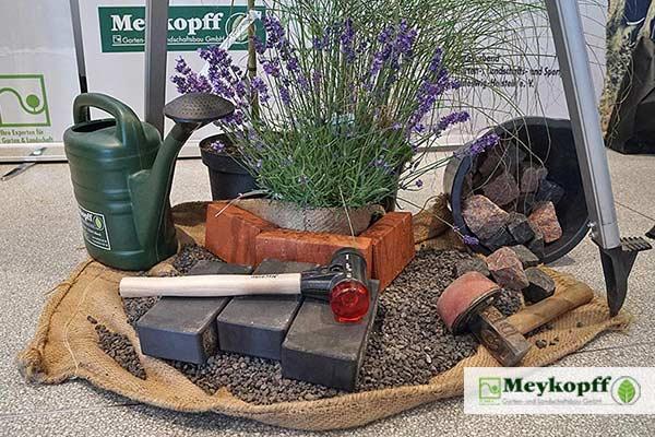 Meykopff Garten- & Landschaftsbau auf der Nordjob