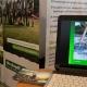 Meykopff Galabau - Vortrag mit Laptop auf der Nordjob