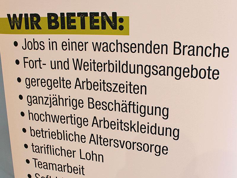 Meykopff GaLaBau Lübeck bietet Ausbildungsplätze