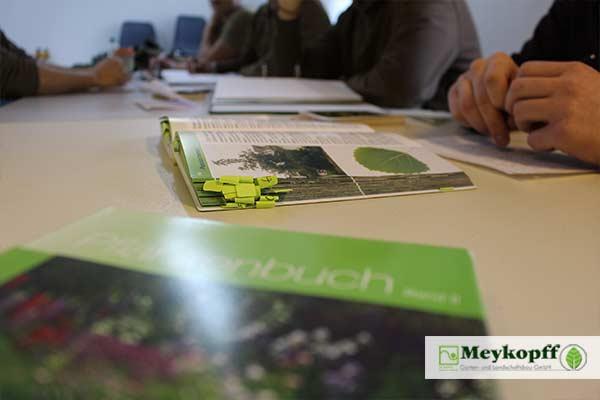 Meykopff GaLaBau Lübeck Unterricht Unterrichtsmaterialien
