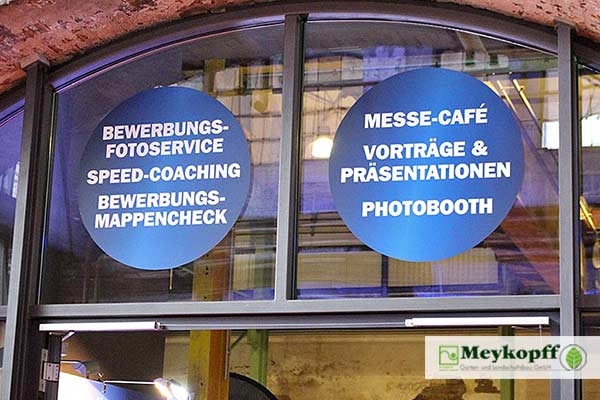 Meykopff GaLaBau Lübeck - das Jobmesse Rahmenprogramm