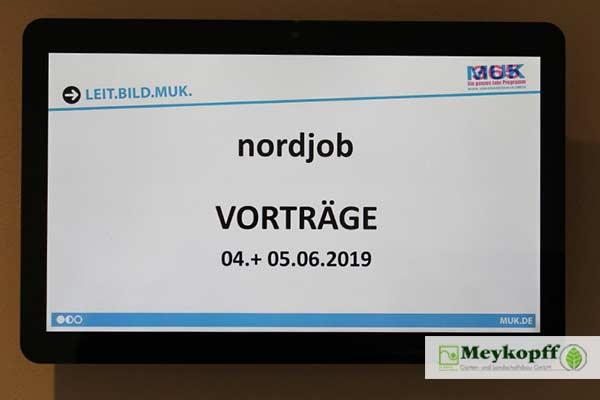 Vorträge auf der Jobmesse Nordjob