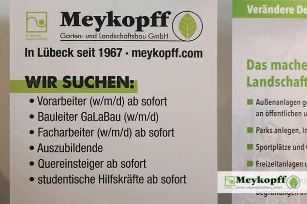 Meykopff sucht Verstärkung fürs GaLaBau-Team