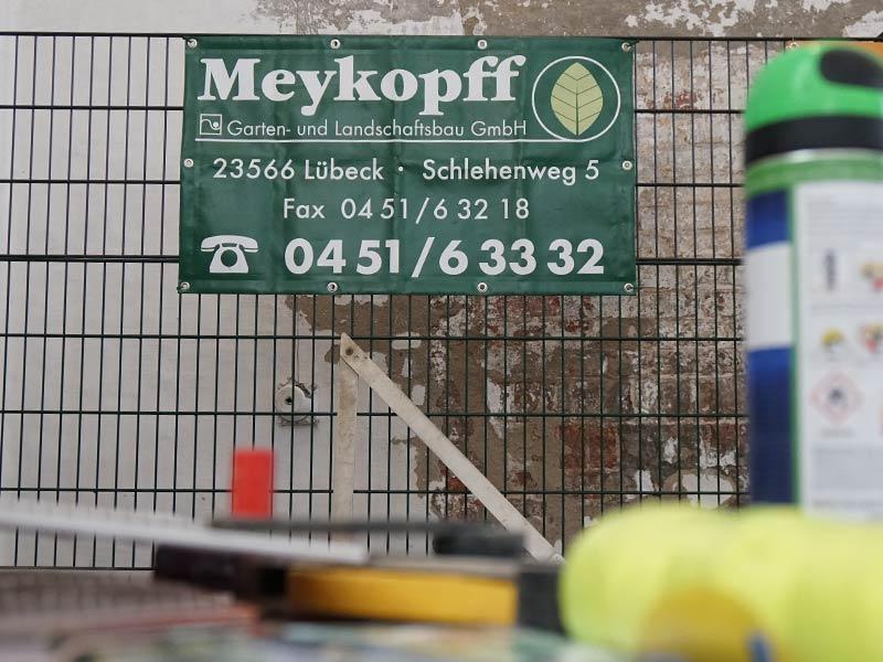 Meykopf GalaBau Lübeck - Jobmesse in der Petrikirche