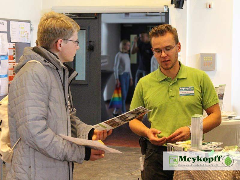 Meykopff GaLaBau Lübeck - Infogespräch