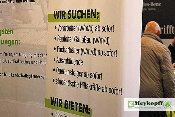 Meykopff GaLaBau Lübeck Jobangebote