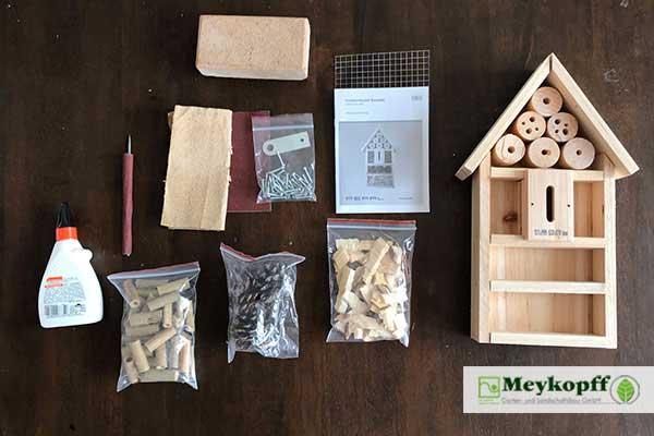 Meykopff Insektenhotel Bausatz