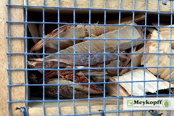 Meykopff Insektenhotel Detail 2