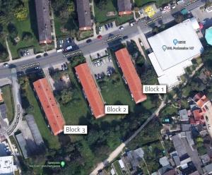 Google Maps Screenshot Andersenring Lübeck