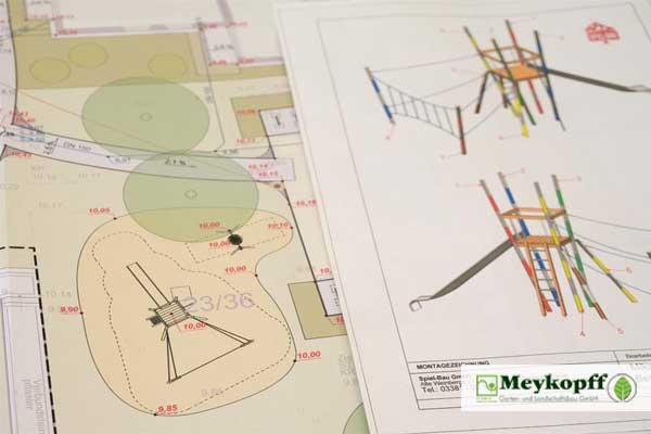 Meykopff Gartenbau Spielplatzbau Planung