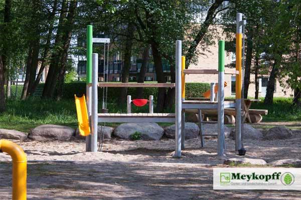 Meykopff Gartenbau Spielplatzbau Spielgerät