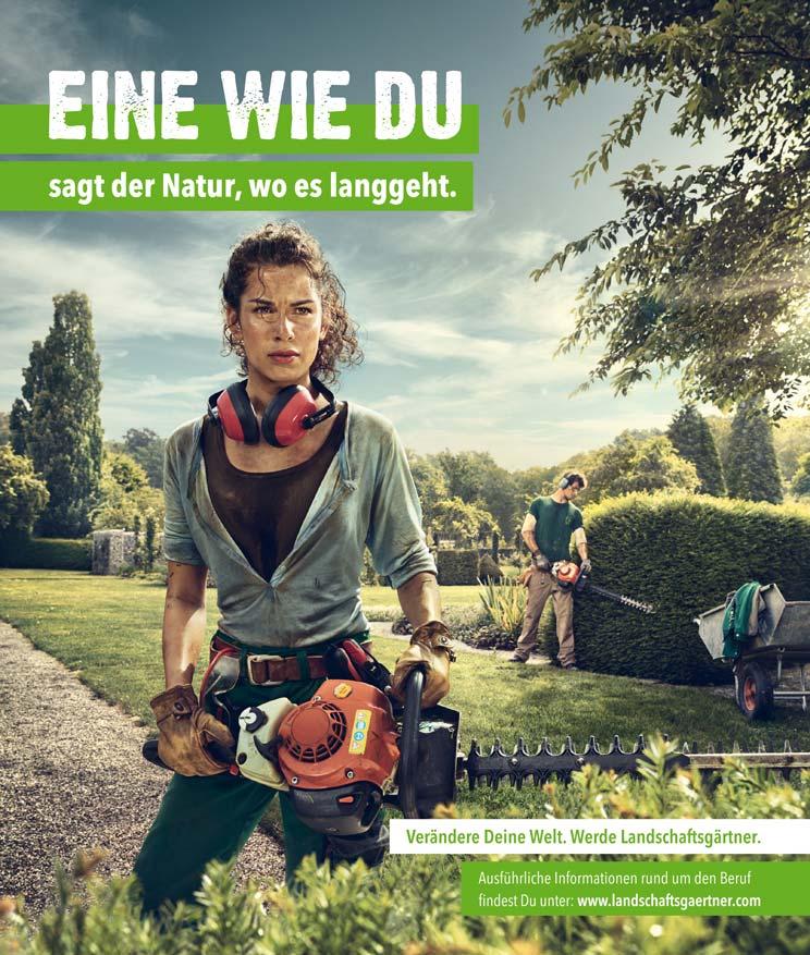 Meykopff GaLaBau Lübeck Girls Day 2021 Anzeige